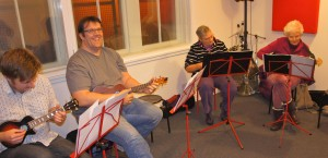 ukulele class 2