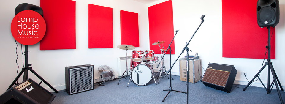 Lamp House Music Practice Room