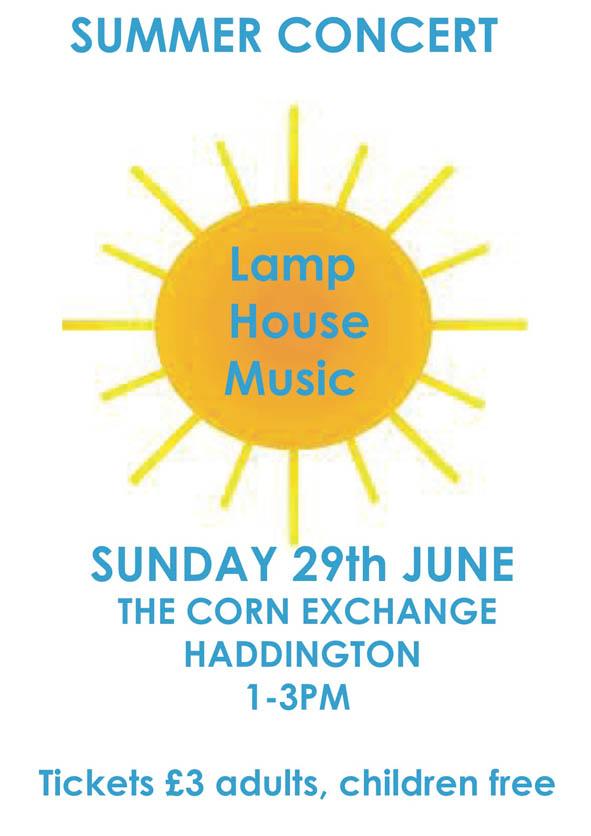 Summer concert 2014 for House music 2014